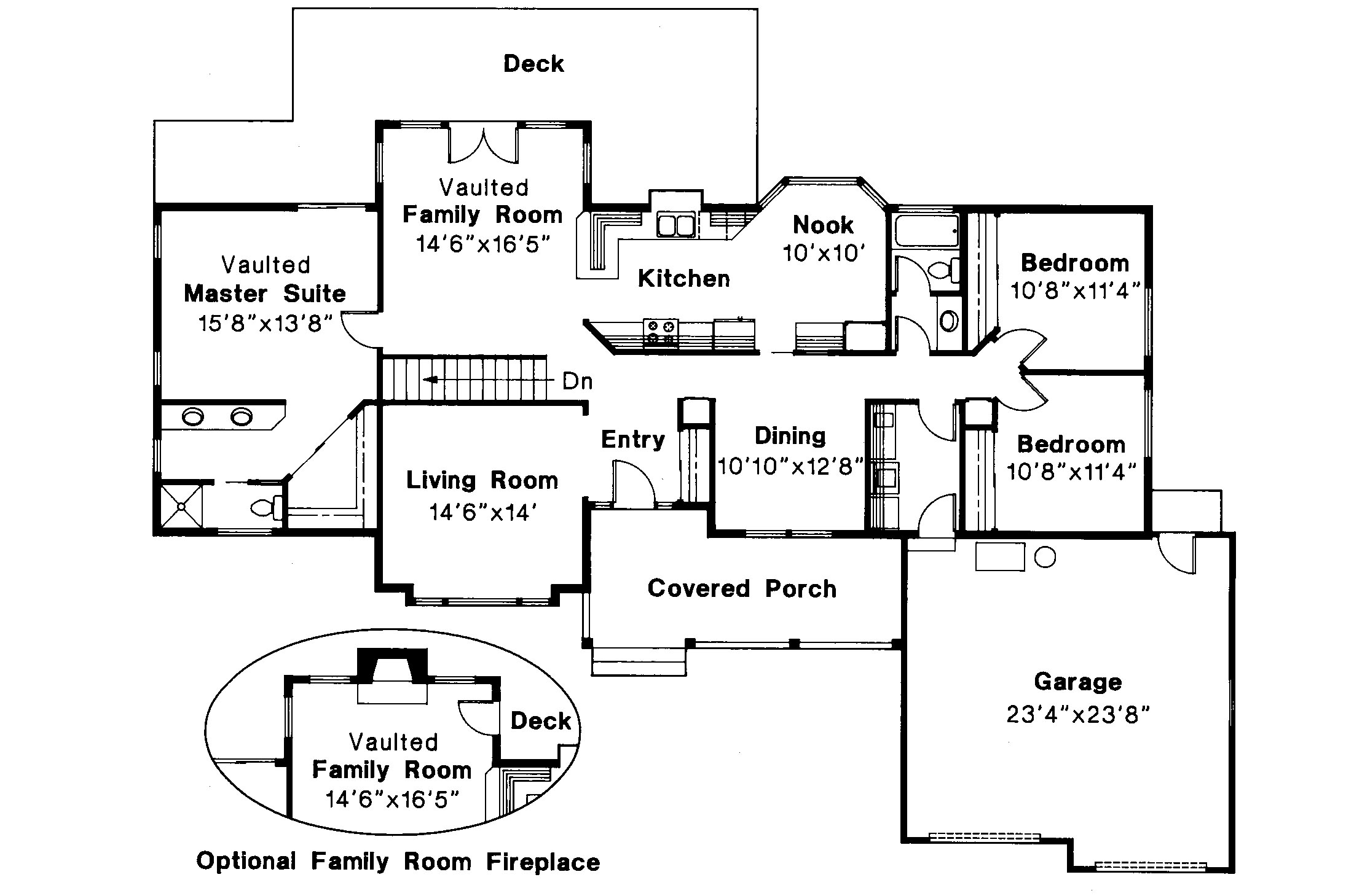 House plan with full design and elevation joy studio for Associated flooring