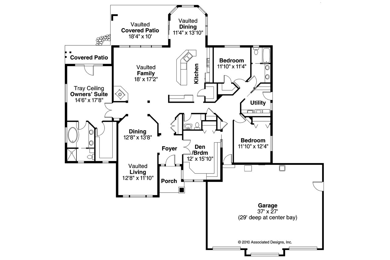 19 simple lake house floor plan ideas photo home plans for Lake floor plans
