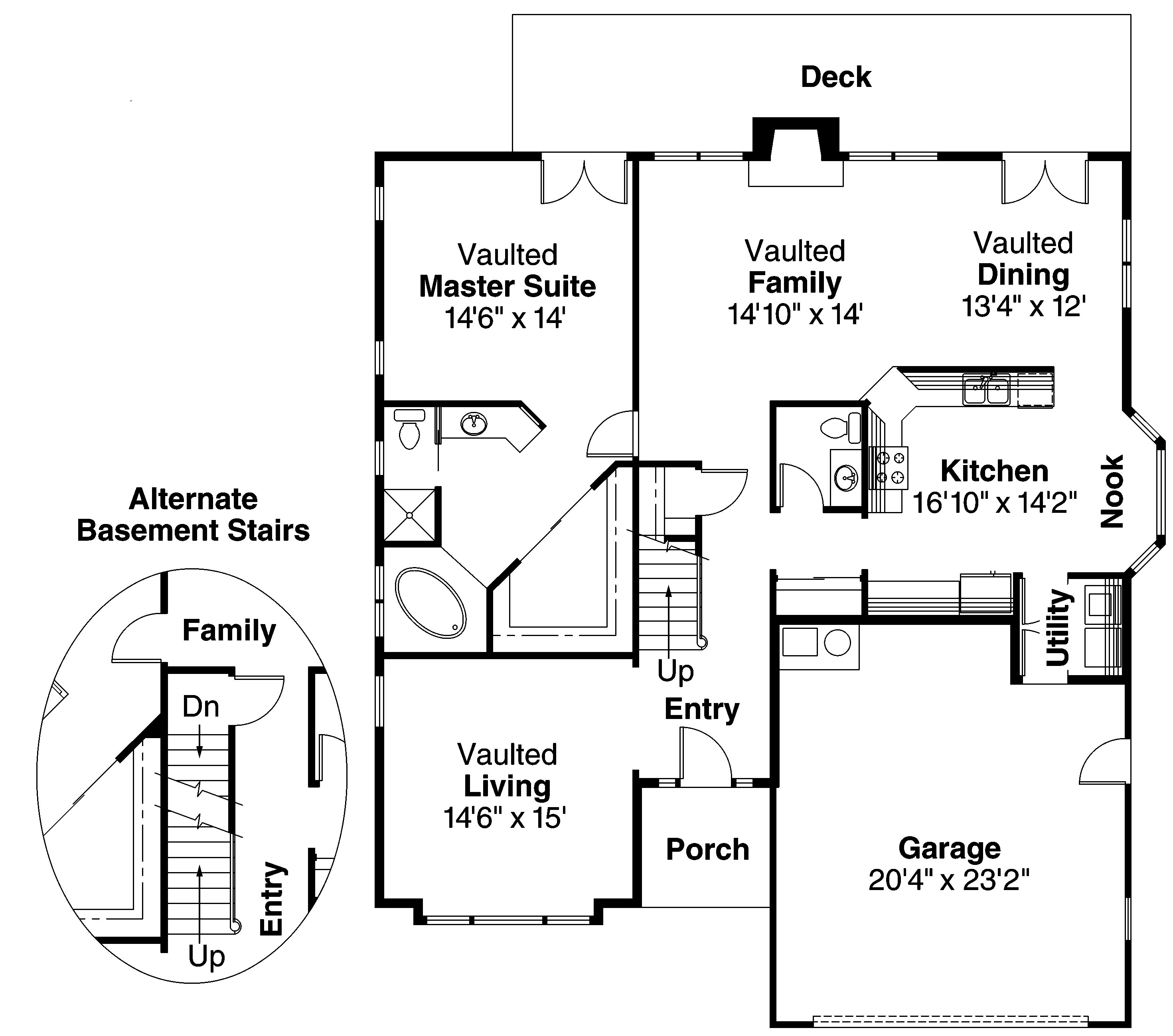 Traditional house plans maderas 10 012 associated designs for Traditional mansion floor plans