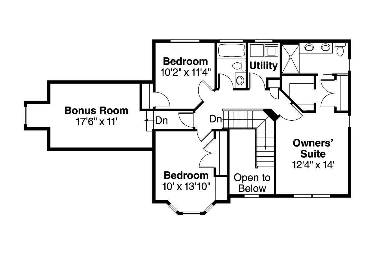 Victorian house plans ashwood 30 092 associated designs for Victorian house floor plans