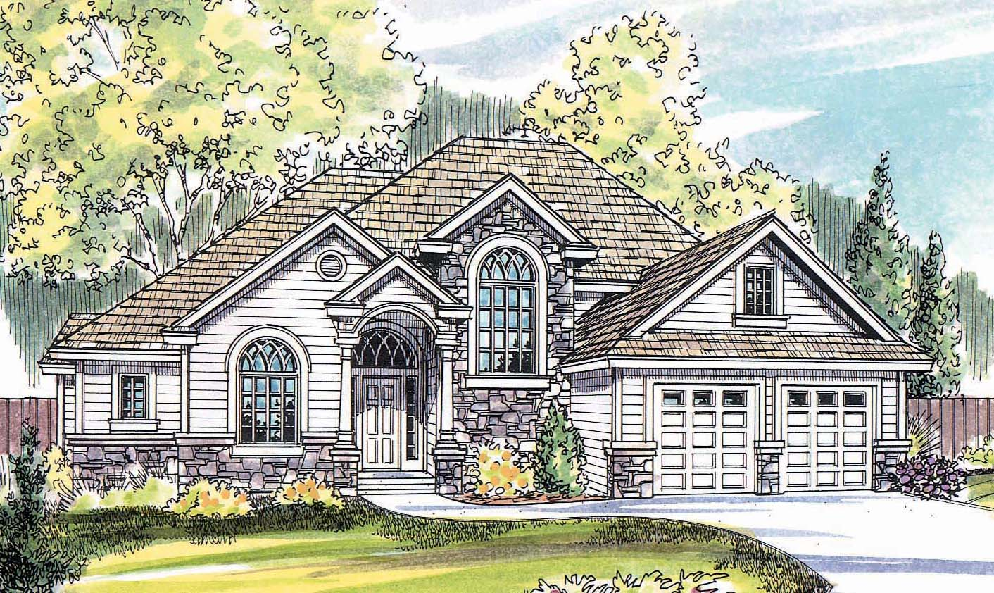 Mansion Foyer Edmonton : European house plans edmonton associated designs