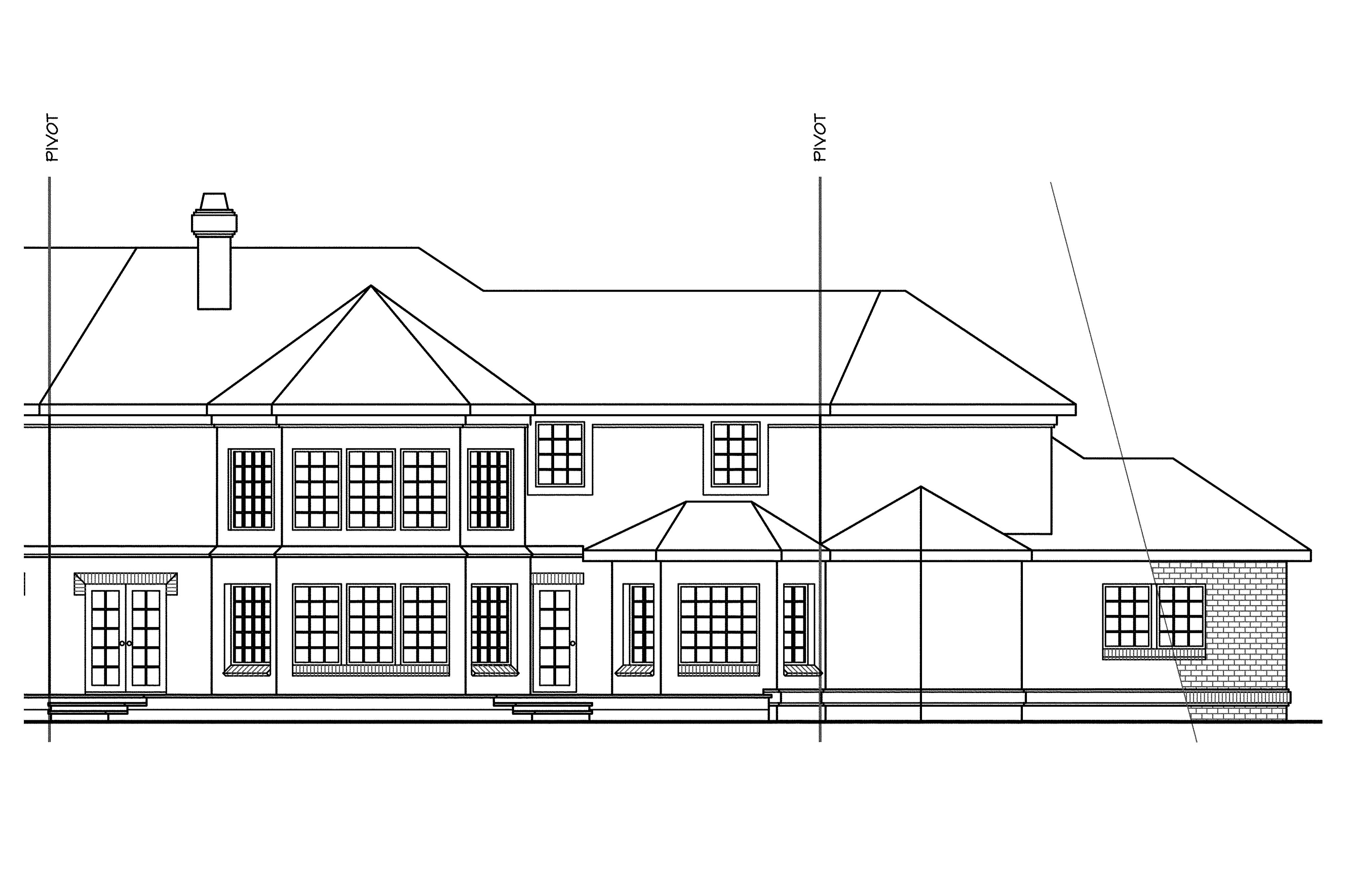 Tudor house plans cheshire 10 055 associated designs for Classic house elevation