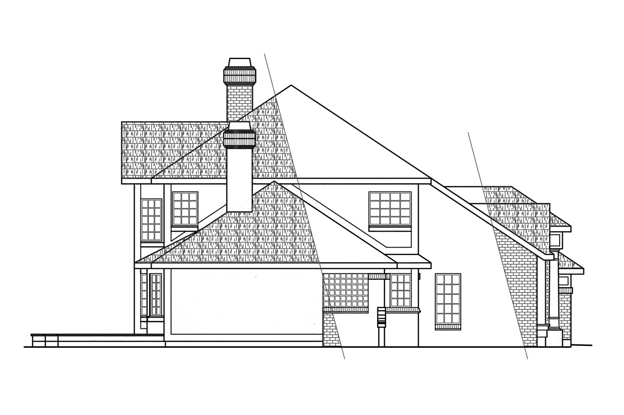 Tudor house plans heritage 10 044 associated designs for Classic tudor house plans