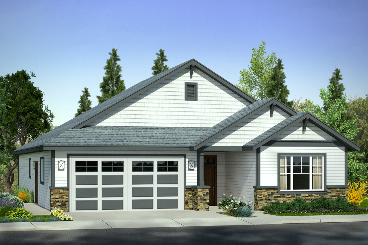 Traditional House Plans Alderbrook 30 913 Associated