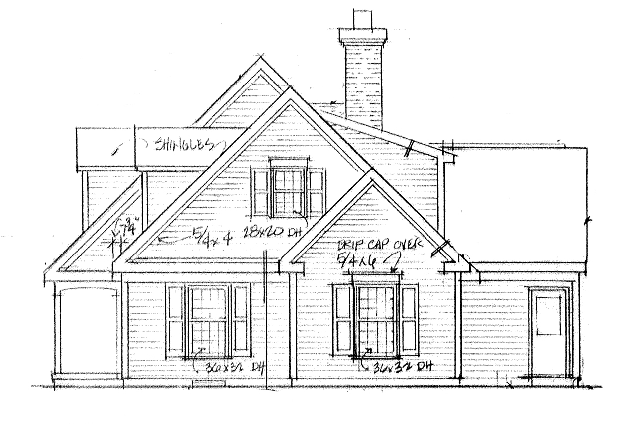 Garrison colonial floor plans related keywords garrison for Garrison colonial house plans