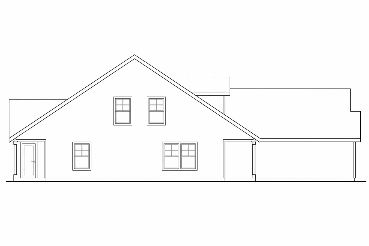 Side Sloping Lot Home Plans Sloping Free Download Home
