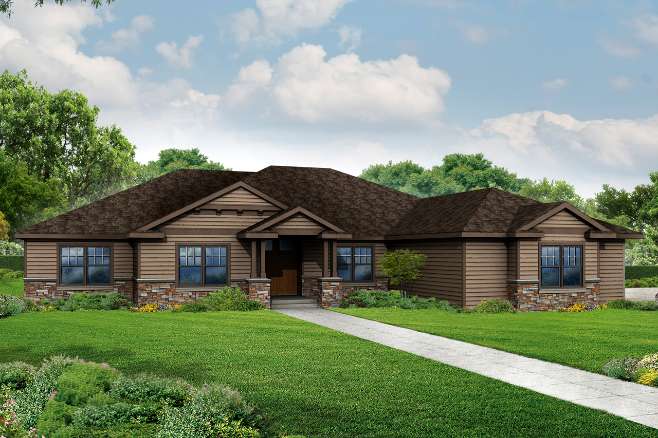 30971 on Custom Ranch House Plans With Porches