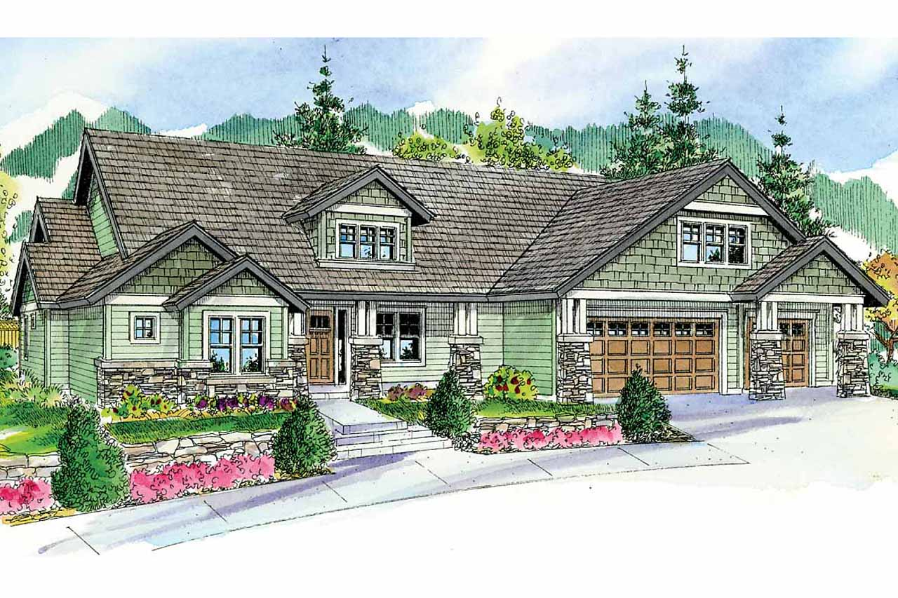 craftsman house plans oakley 30 691 associated designs