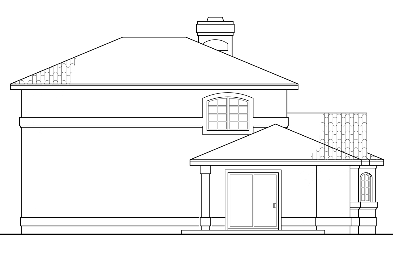 11149 on Southport Plans 1st Floor Plan