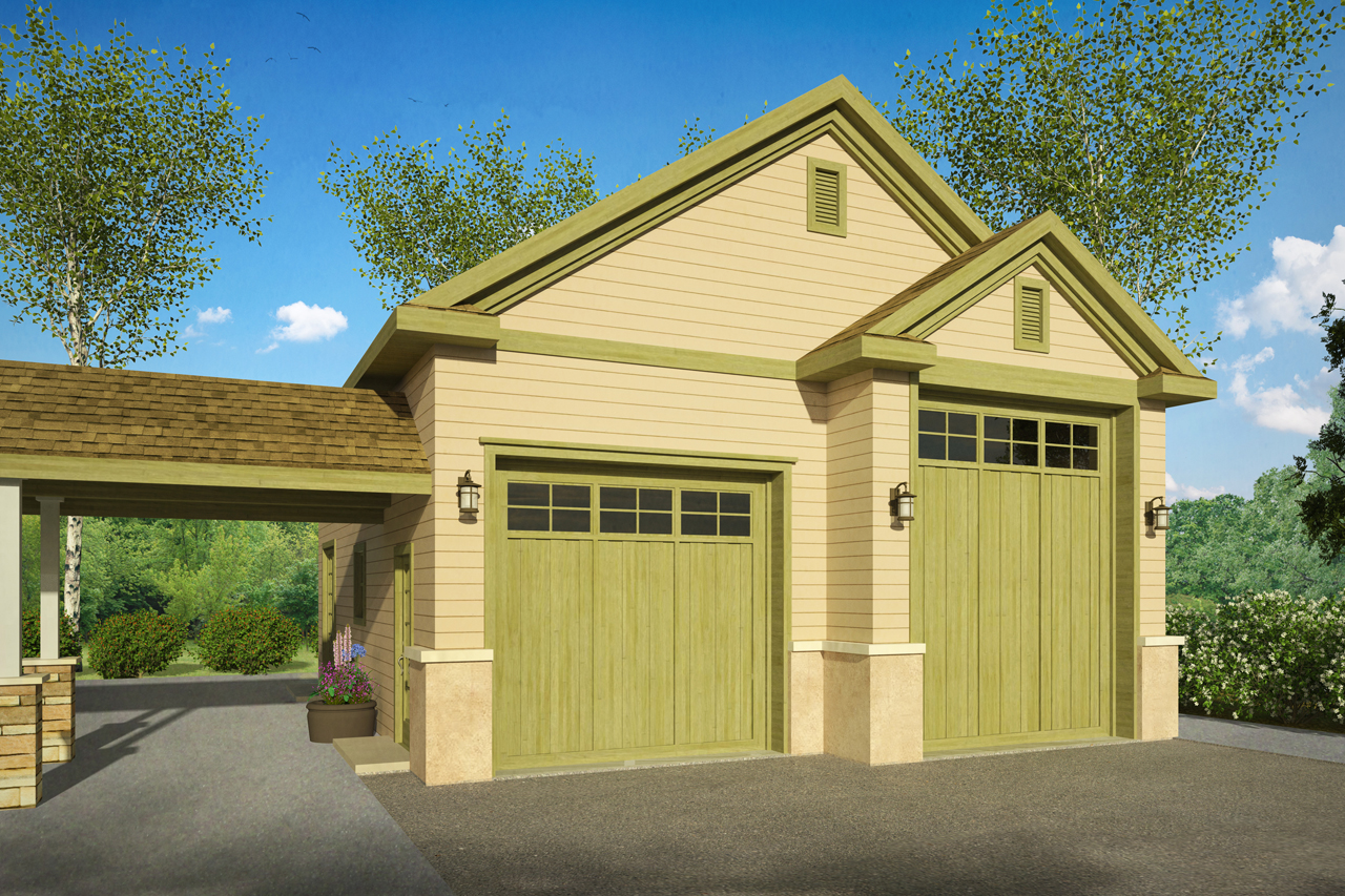 Stunning home plans with rv garage 16 photos house plans for Country garage plans