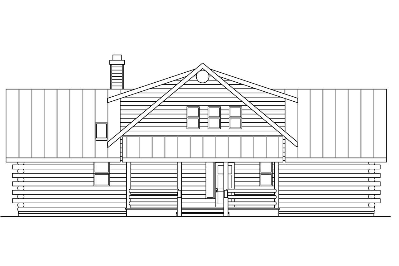 A frame house plans aspen 30 025 associated designs for High elevation deck plans