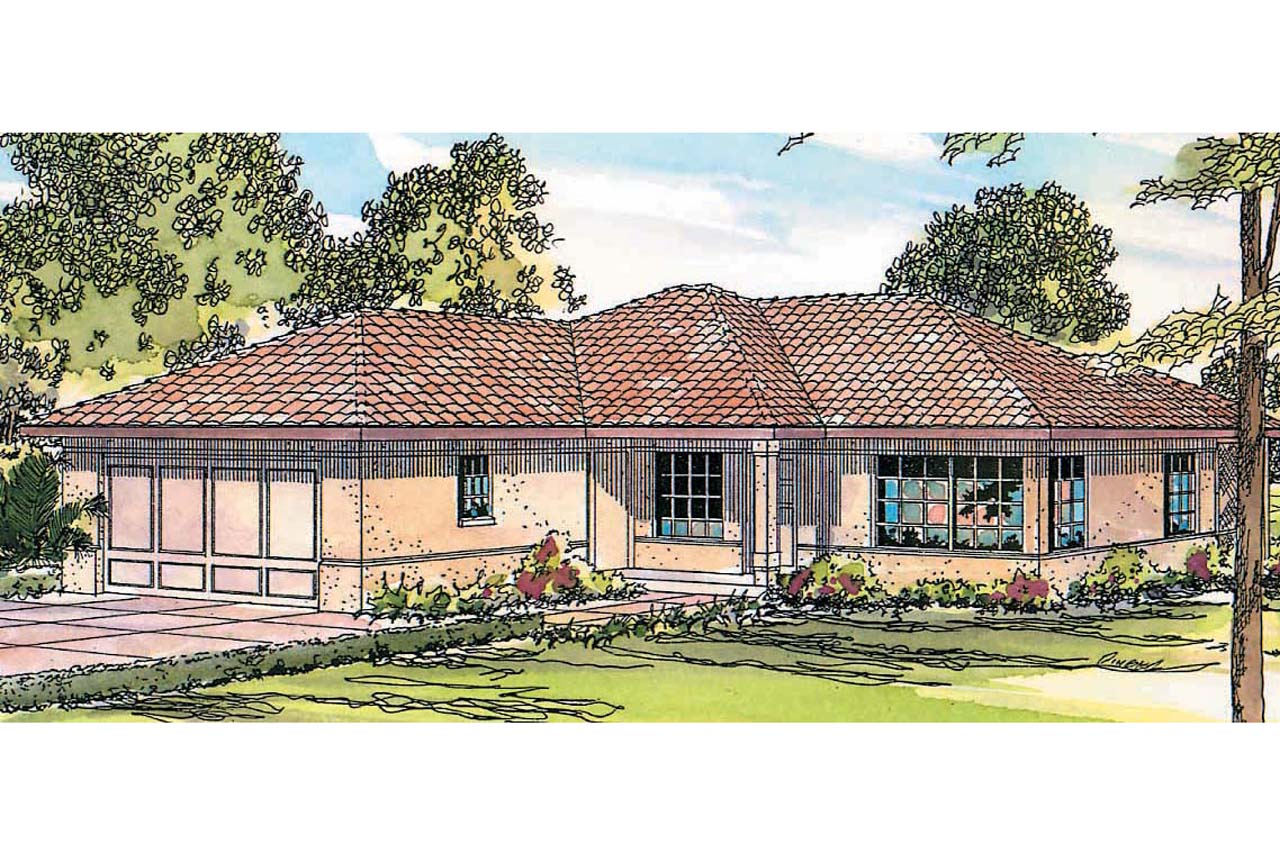 Mediterranean house plans topaz 11 087 associated designs for Mediterranean house plans