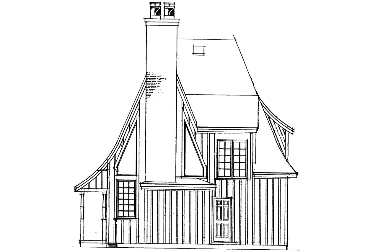 Victorian house plans topeka 42 012 associated designs for Narrow floor plans with front elevation