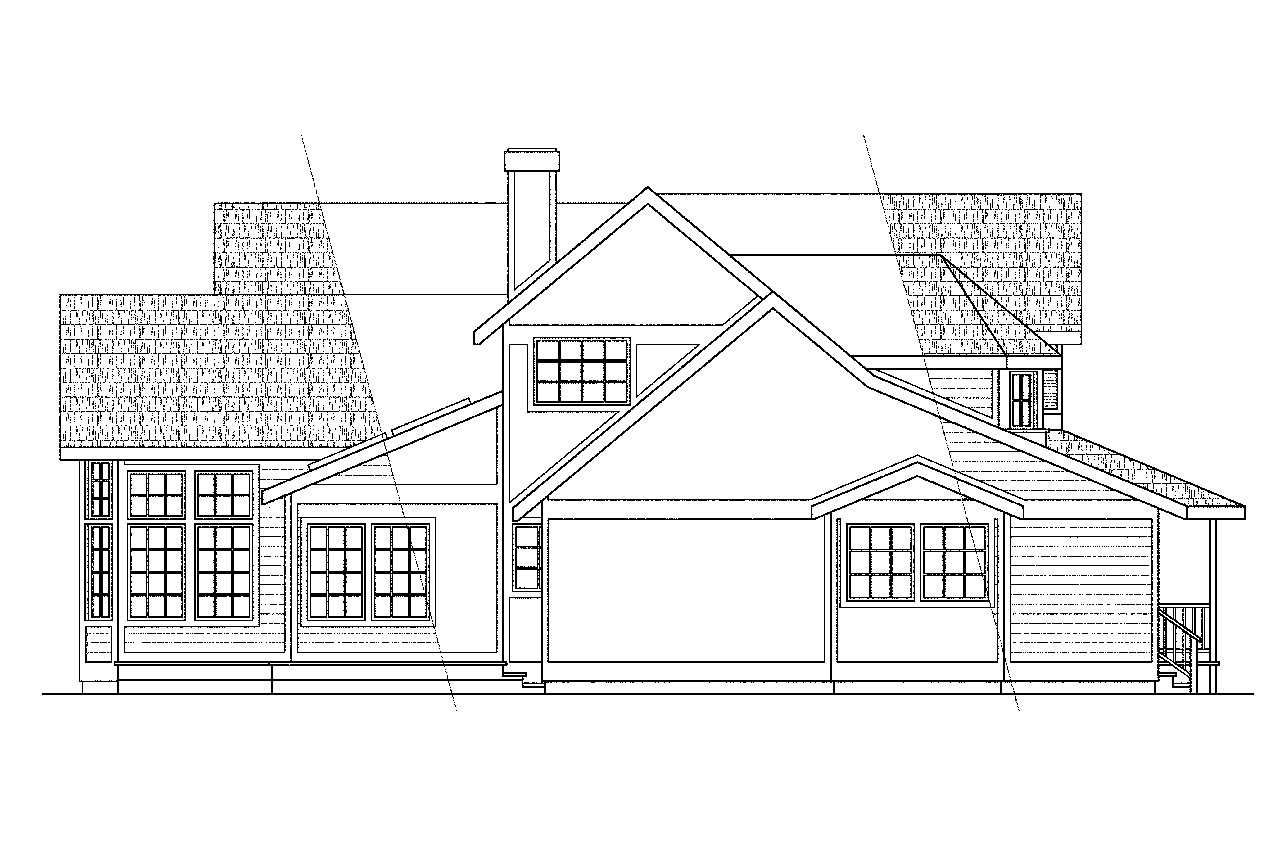 Features Victorian Elevation : Country house plans auburn associated designs