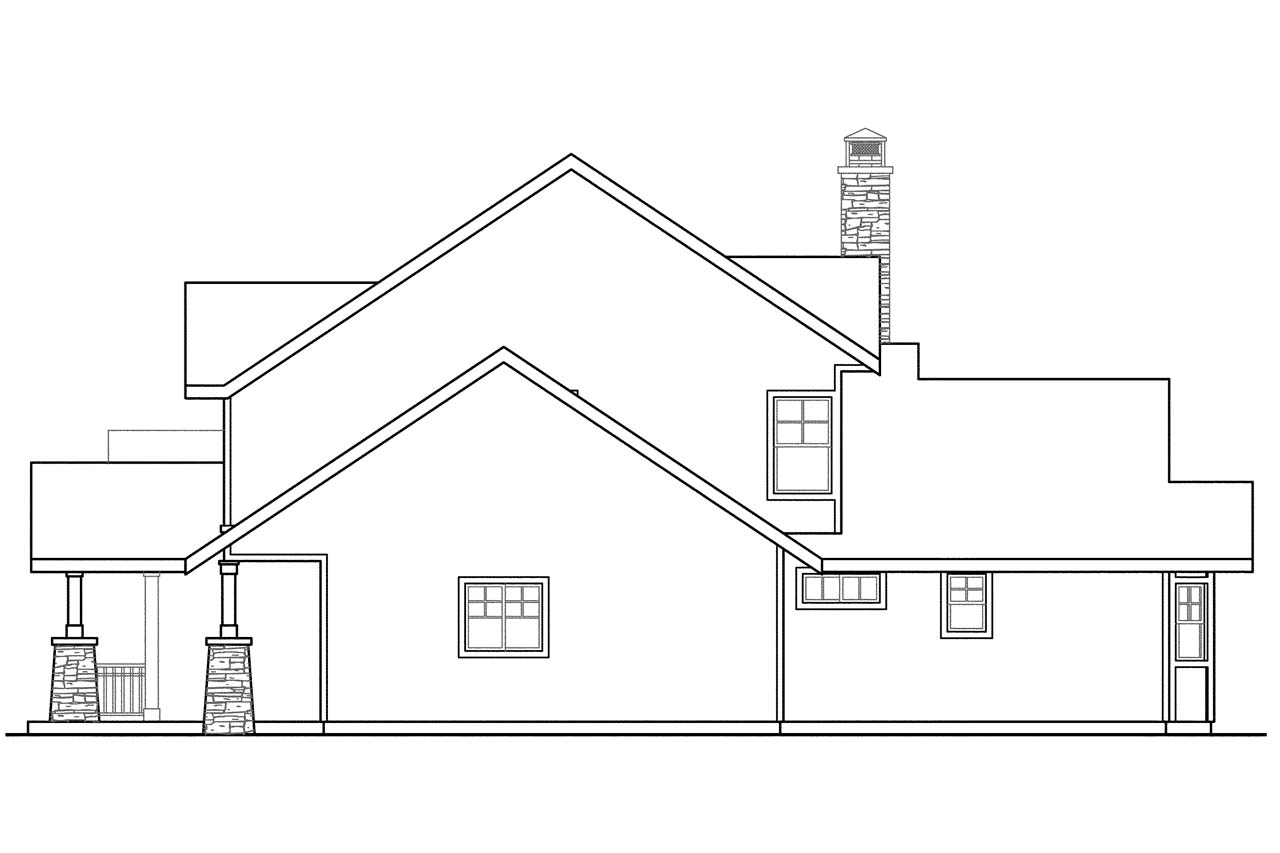Craftsman house plans stratford 30 615 associated designs for Lot plan search