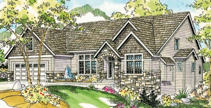 Front elevation lakeside homedesignpictures for Lakeside designs
