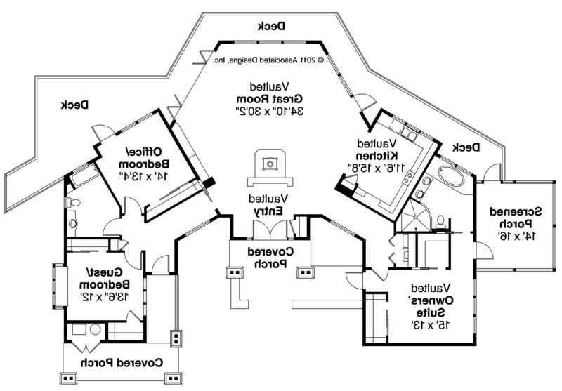 Awesome 22 images hunting lodge house plans home for Hunting lodge design