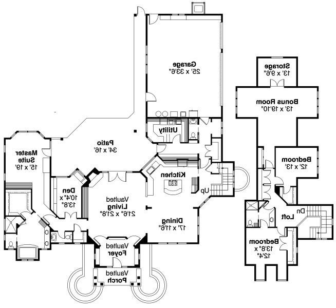 Chalet house plans oxford 30 451 associated designs for Oxford floor plan
