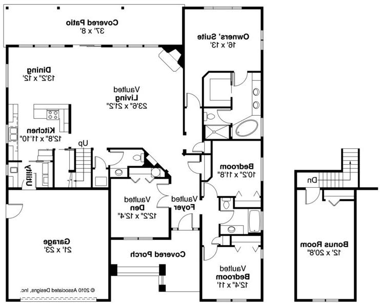 Inspiring standard home plans 6 photo home plans for Standard house plans