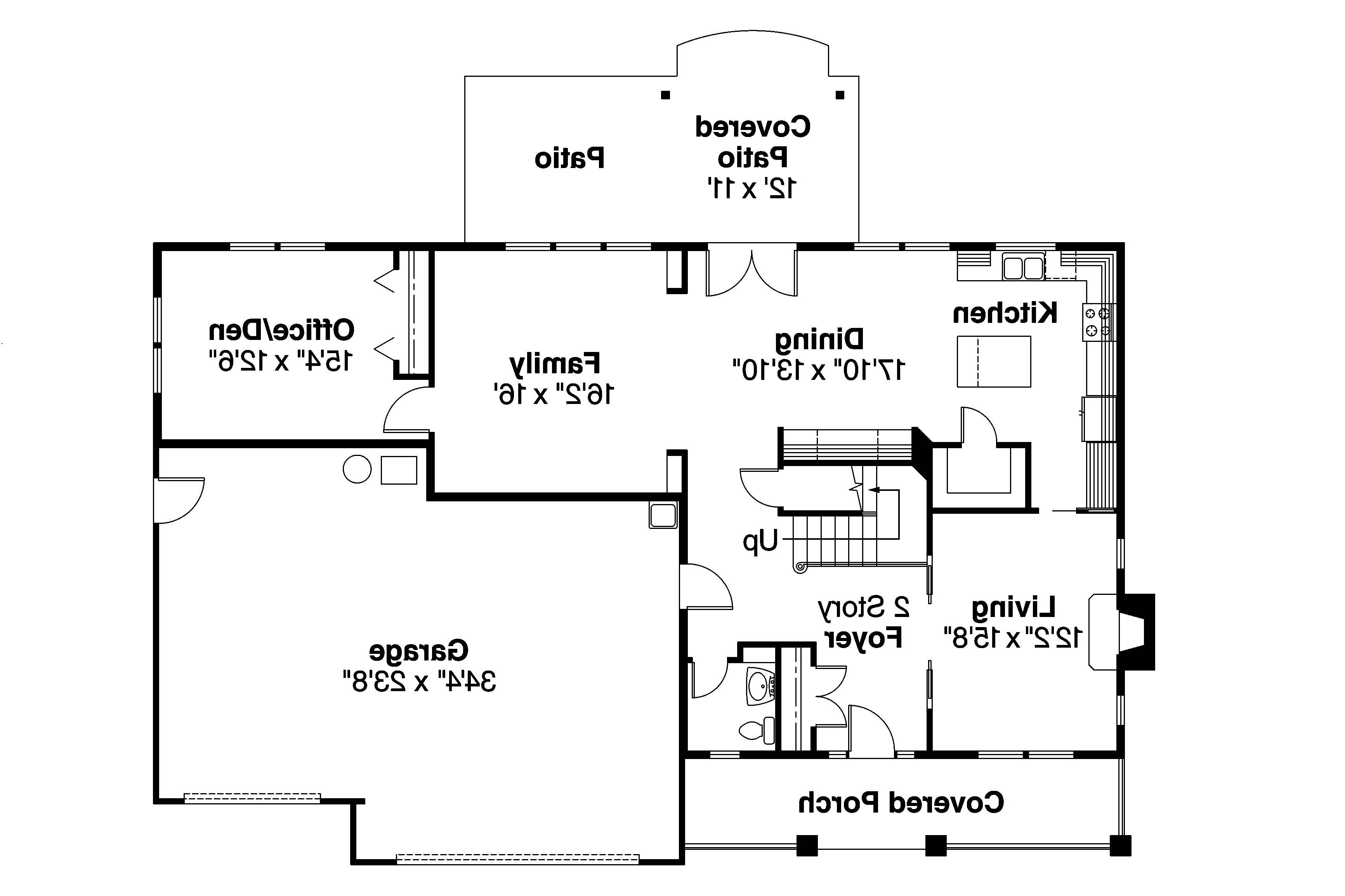 Bungalow house plans cavanaugh 30 490 associated designs for Bungalow plans and elevations