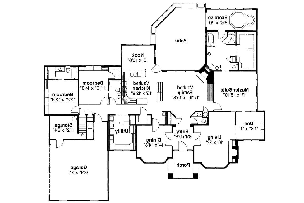 24 dream classic house plans photo architecture plans for Classic homes floor plans