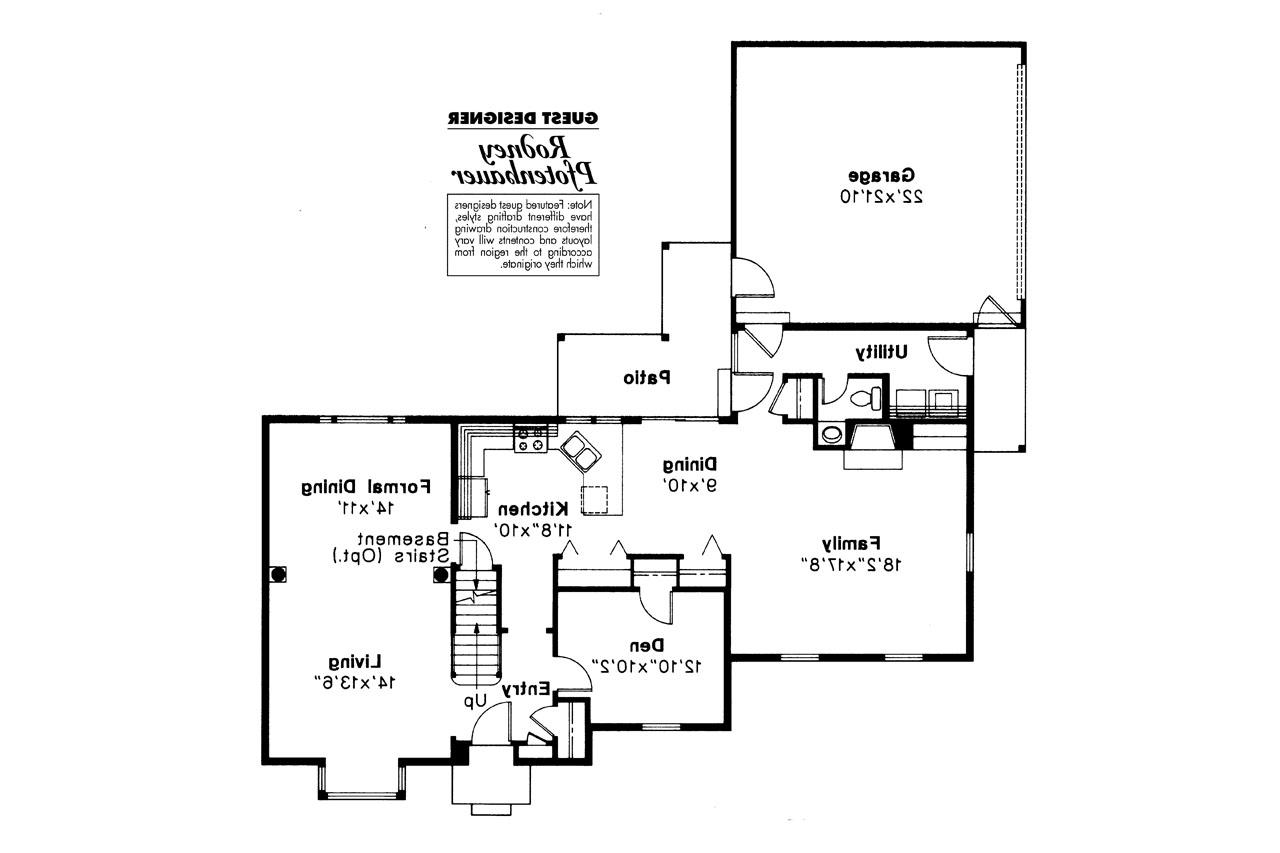 Colonial Floor Plan Gallery For Gt Colonial House Floor