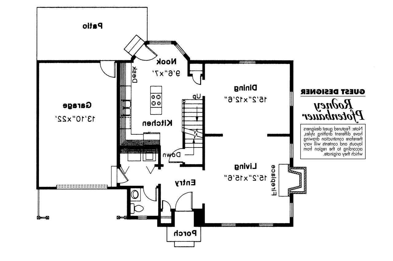 29 Best Simple Colonial House Floor Plans Ideas Building
