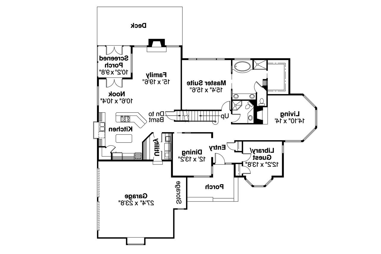 Blue Ridge House Plan House And Home Design