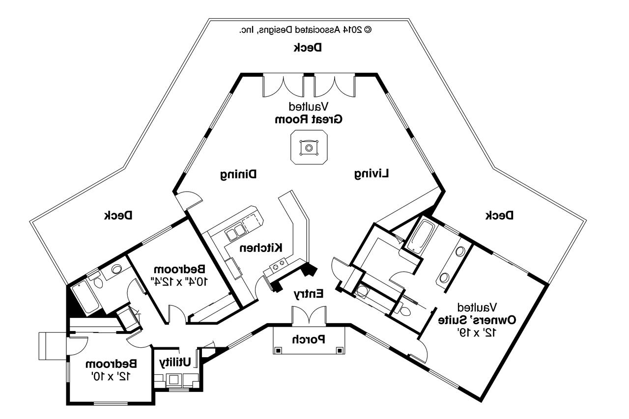 house plans pie shaped lots house plans