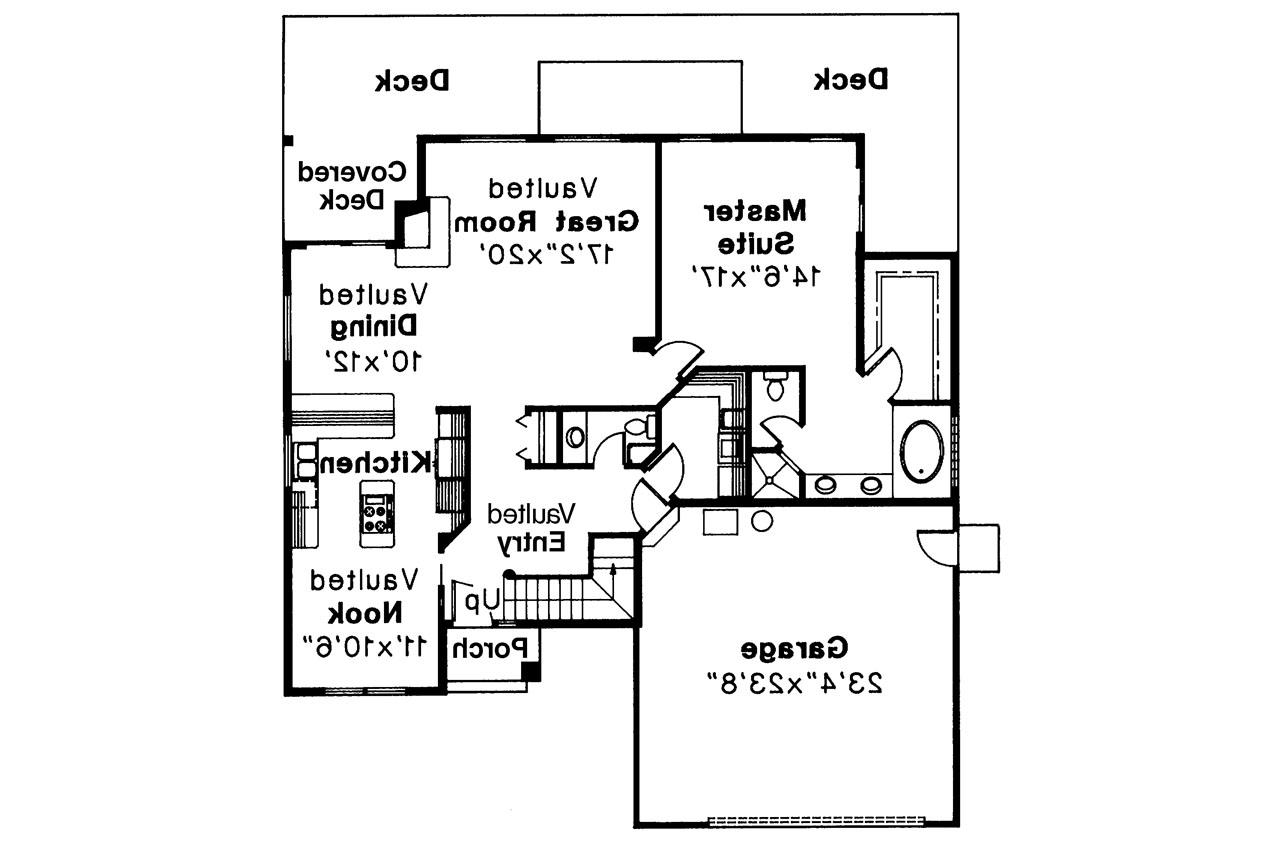 100 Corner Lot Floor Plans Corner Lot Home Designs