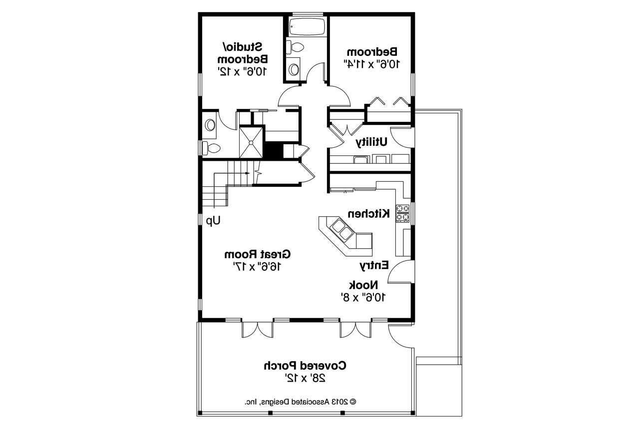 24 Amazing One Floor Cottage House Plans House Plans 23358