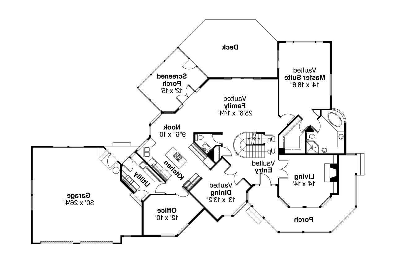 Country house plans hayward 10 134 associated designs - Country house floor plans ...