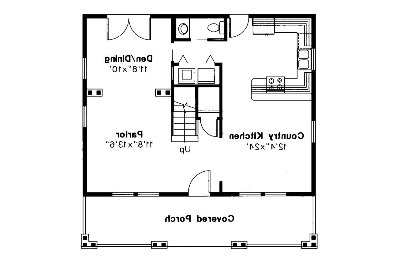Craftsman house plans dickinson 30 081 associated designs for Craftsman house plans first floor master