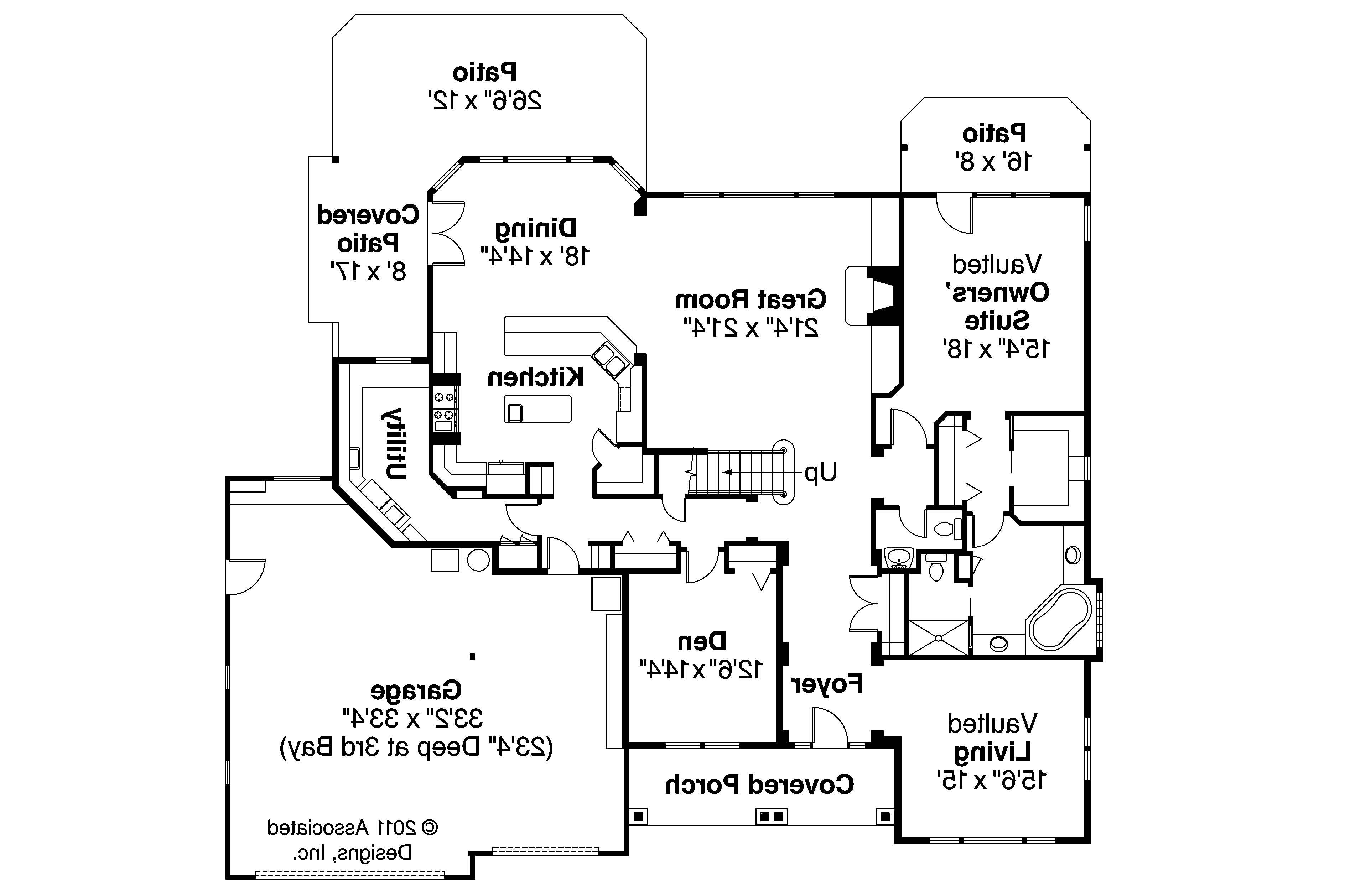 European house plans balentine 30 340 associated designs for European floor plans