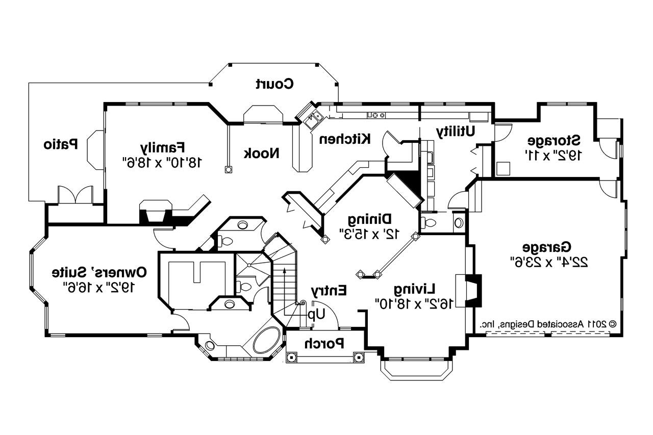 European house plans brinton 30 178 associated designs for European floor plans