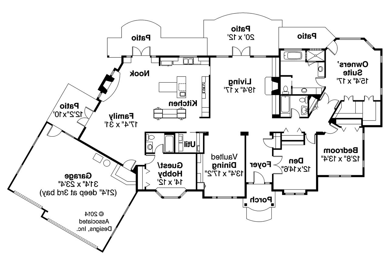 European house plans macon 30 229 associated designs for European house floor plans