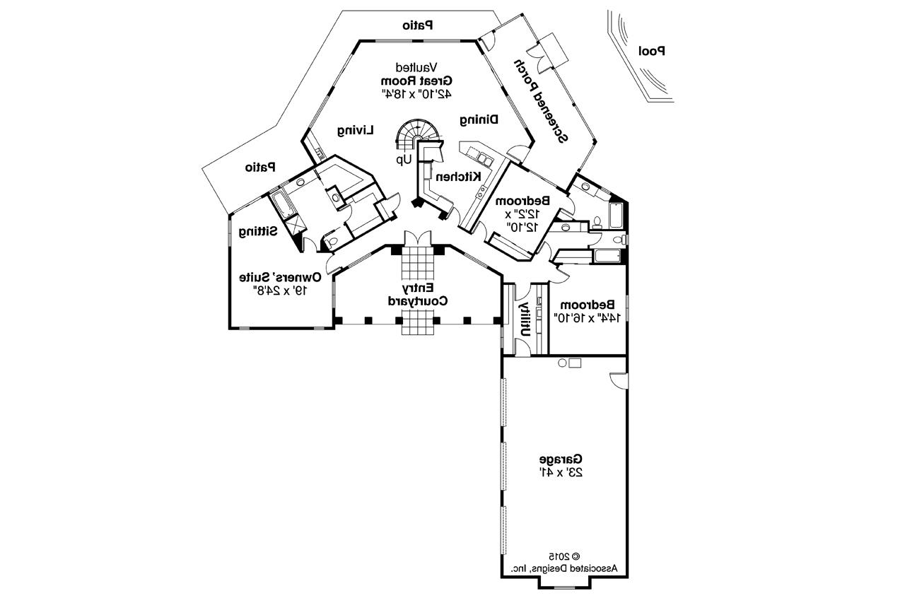 Home Plans For Pie Shaped Lots House Design Plans