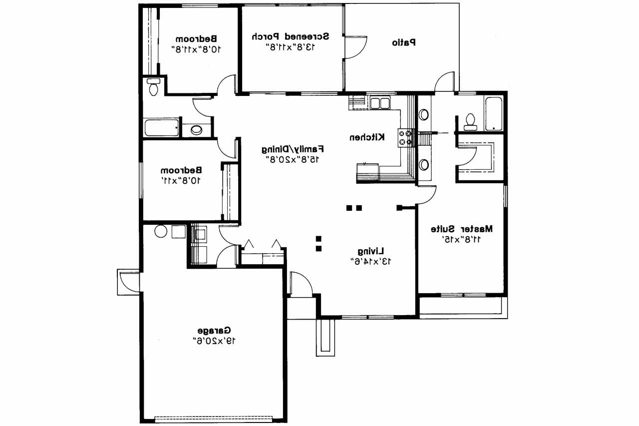 Mediterranean house plans anton 11 080 associated designs for Mediterranean house floor plans