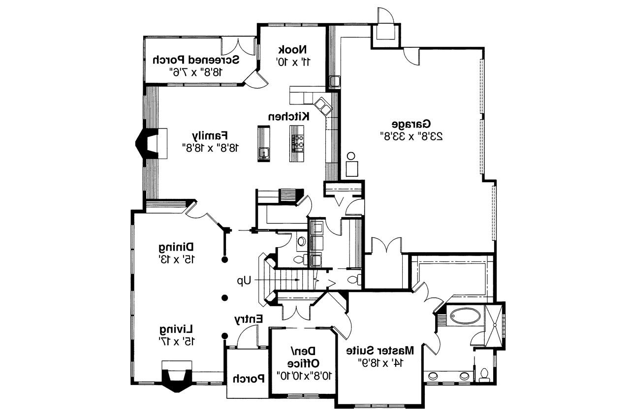 Mediterranean house plans deveroux 10 354 associated for Mediterranean house floor plans