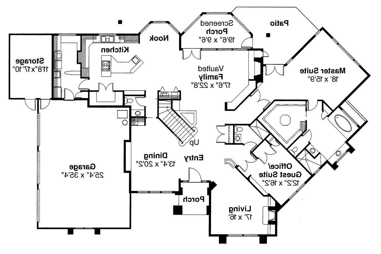 Mediterranean house plans rochester 10 353 associated for Mediterranean house floor plans