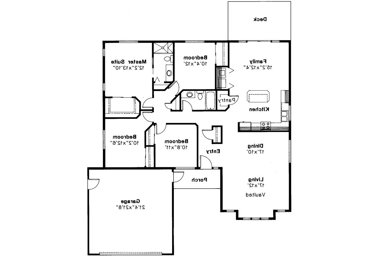 Ranch house plans baldwin 30 019 associated designs for Baldwin floor plan