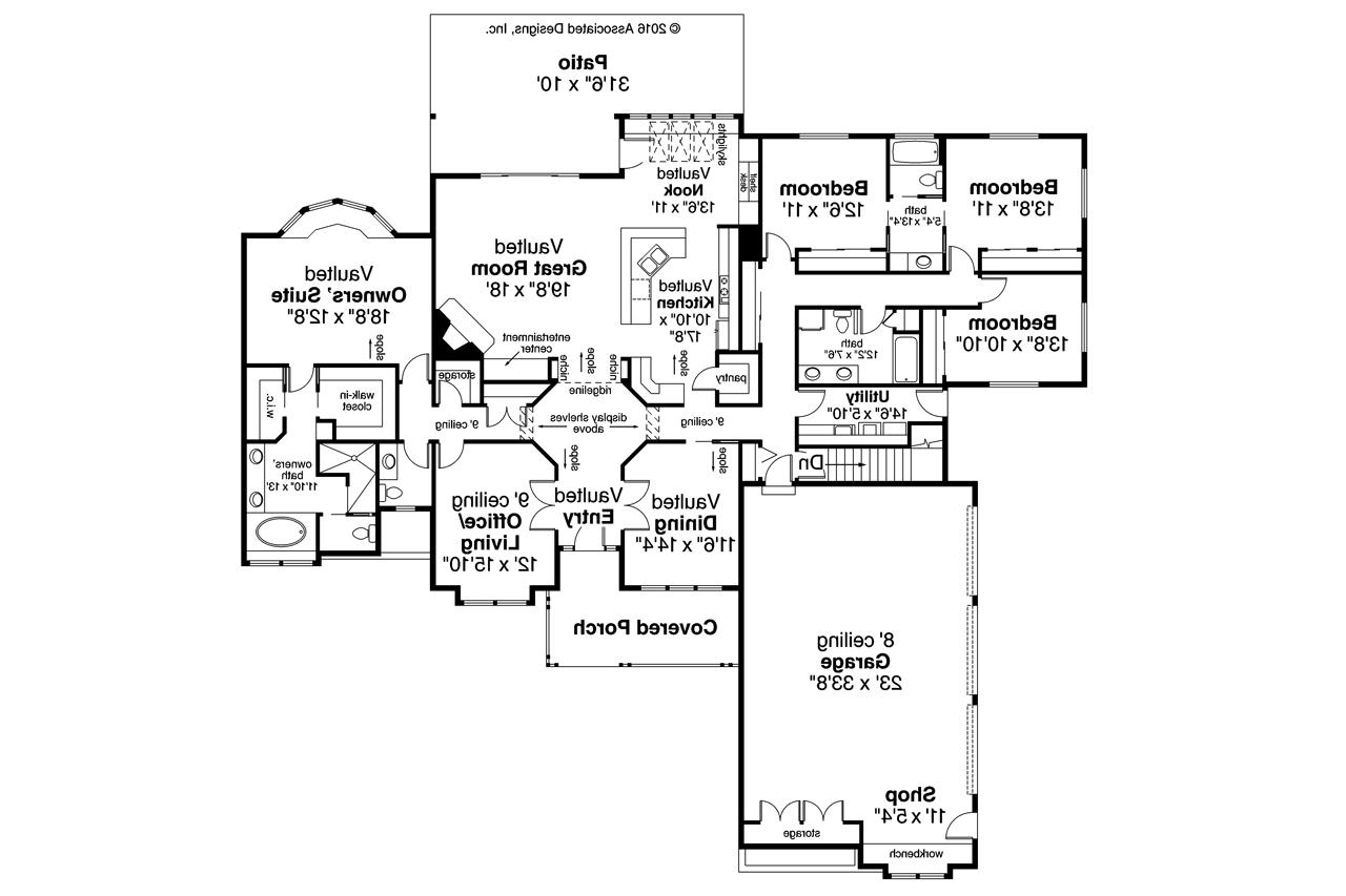 ranch house plans cameron 10 338 associated designs ranch house plan cameron 10 338 floor plan