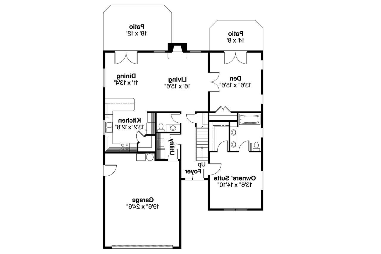 30531 on Large House Floor Plans With Pantry