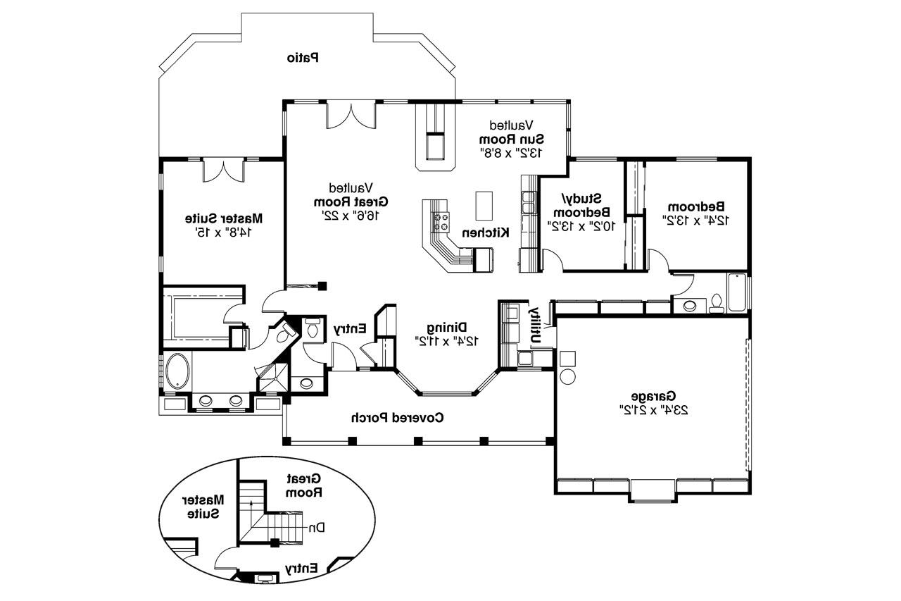 Home Plans Wheelchair Accessible House Design Ideas