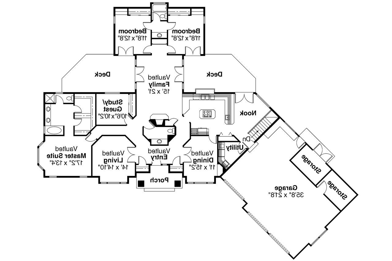 Home And Plan - floor plan design adorable model home and plans ...