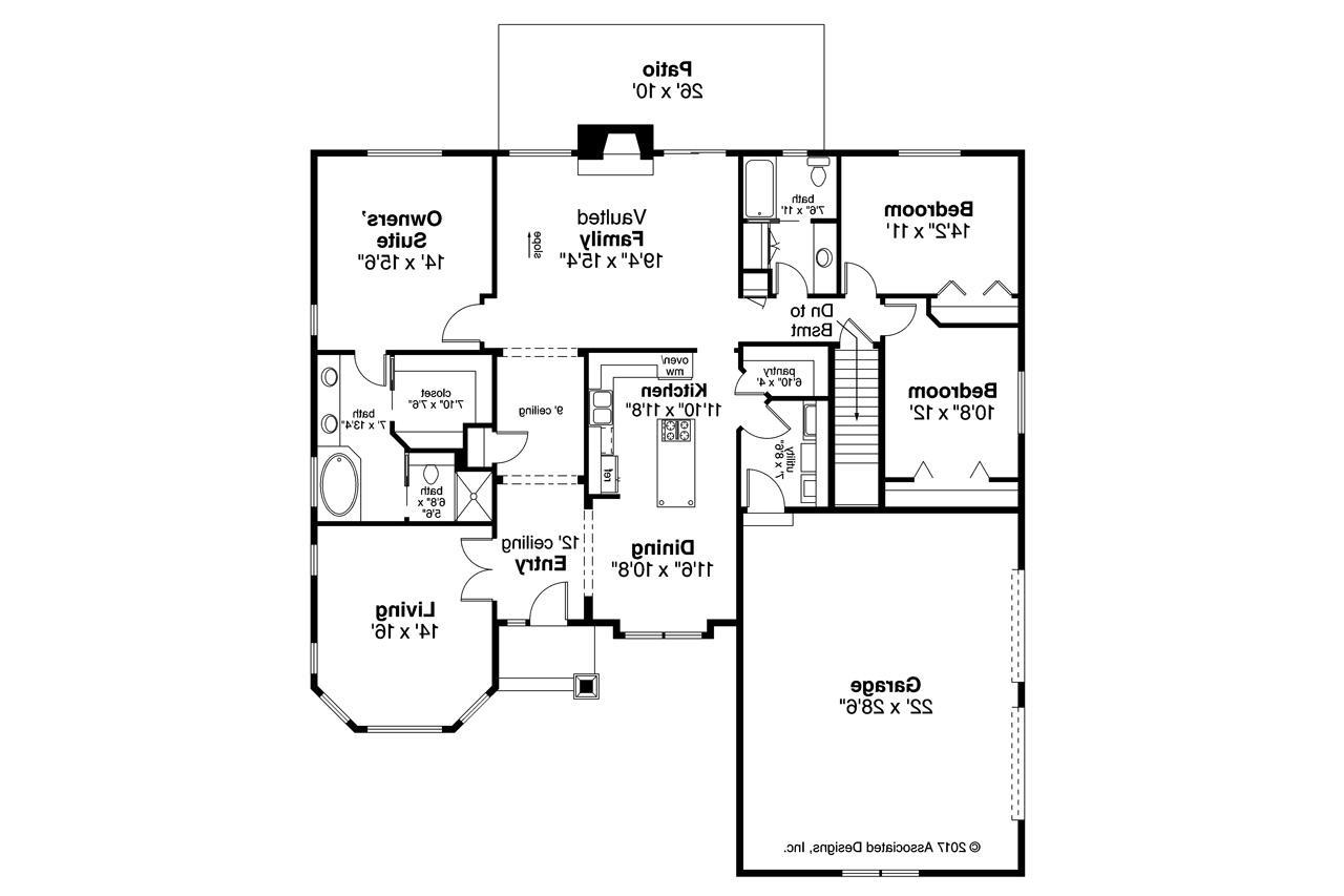 Shingle style house plans red oak 30 922 associated for Shingle house plans