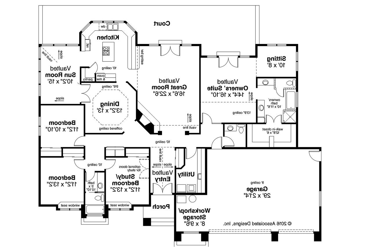 Rambler House Plans With Walkout Basement as well House Plans With Front Facing Views likewise Narrow Houses Floor Plan Bat as well Ranch With Finished Bat Floor Plans as well Bat House Plans For Texas. on pictures of walkout bats