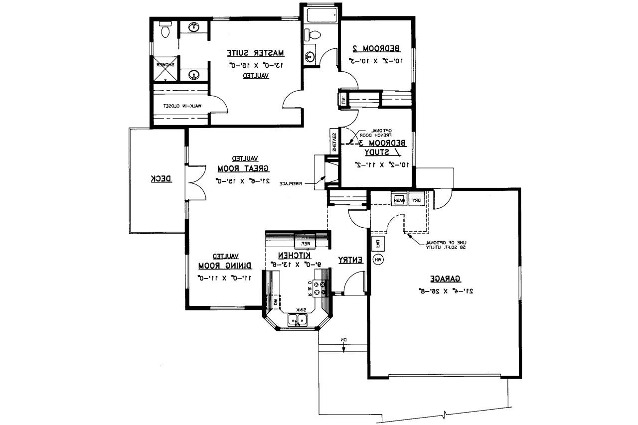 Traditional house plans hampton 10 028 associated designs for Traditional floor plans