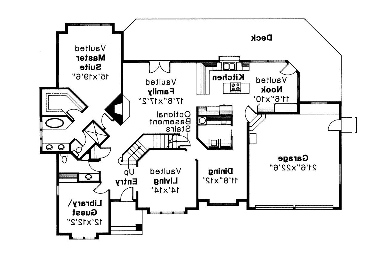 Traditional house plans melrose 10 047 associated designs for Melrose house plan