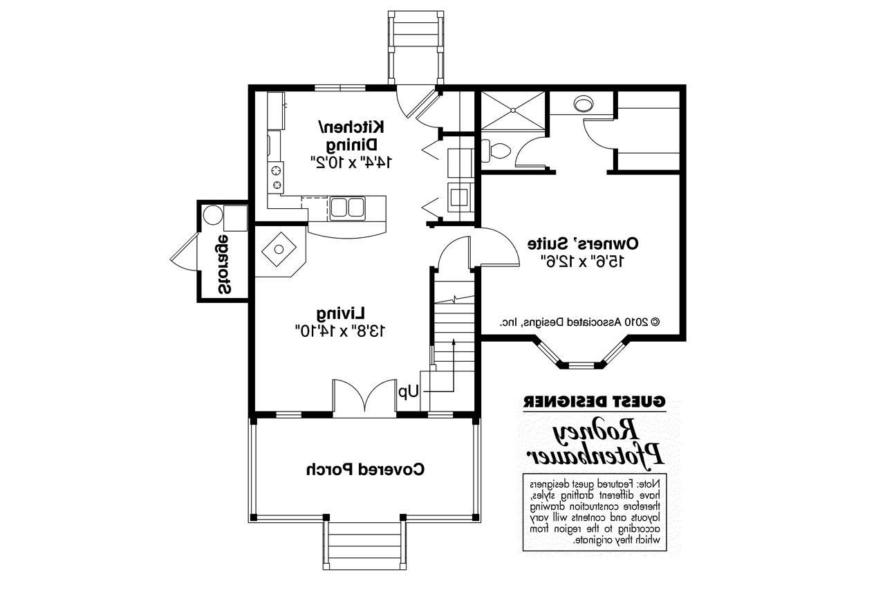 Victorian House Plans - Pearson 42-013 - ssociated Designs - ^